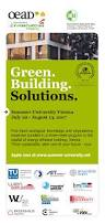 Sustainable Building Solutions Green Building Solutions Oead Housing Office Summer University