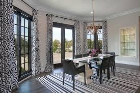 black trim bold black interior doors inspiration and tips hgtv s