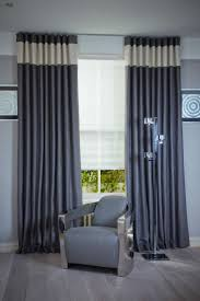 curtain designs for living room curtains stunning grey check curtains black color curtain design