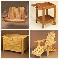 Free Diy Outdoor Furniture Plans by 25 Best Free Wood Working Plans For The Garden Images On Pinterest