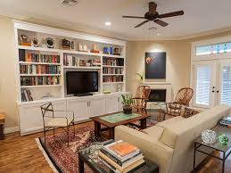 Appealing Cement Showcase Designs Living Room  On Modern Home - Showcase designs for living room