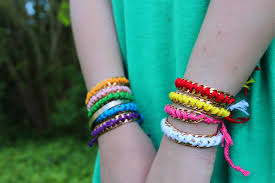diy bracelet with chain images Diy chain friendship bracelets the stripe jpg