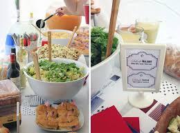 recette cuisine usa une fête thème usa buffet et recettes sous notre toit