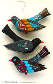 mmmcrafts colly bird pattern is now available