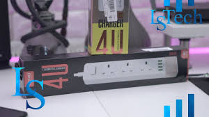 ls with usb outlets charger 4u ldnio rapid 4 port charger extension lead with 3 power