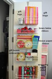 gift wrap storage ideas 45 small kitchen organization and diy storage ideas diy