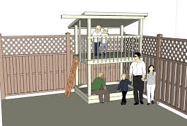 Backyard Forts For Kids Backyard Fort U0026 Sandbox By Davethebuilder Lumberjocks Com