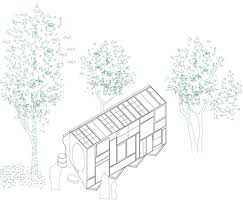 bureau a fabrique pavilion of recycled windows by bureau a