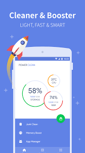 cleaners for android power clean anti virus cleaner and booster app 2 9 9 3 apk