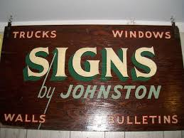 282 best painted signs images on bohemia gold