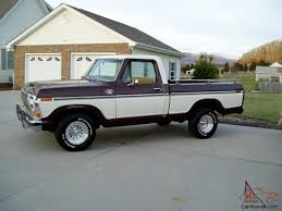 ford f 100 ranger xlt one of the best you will find garage