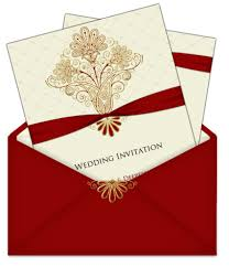 marriage invitation indian and asian email wedding invitation cards
