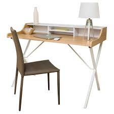 White Computer Desks For Home Aalto Computer Desk White Christopher Home Target