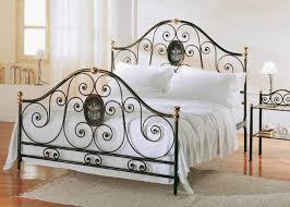 metalen bed vintage bed sevilla droombedden