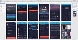Two Dark Ui - adopting sketch and creating a ui kit sketch app sources blog
