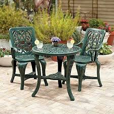 Plastic Bistro Chairs 3 Piece Resin Bistro Set Improvements By Improvements 59 95
