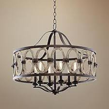 Iron And Wood Chandelier Wood Chandeliers Ls Plus
