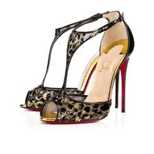 christian louboutin leopard collection up to 70 off at tradesy