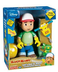 handy manny favorite toys