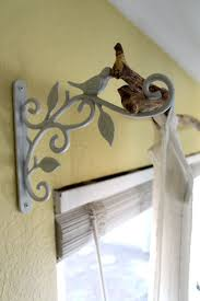 Curtain Rod Ideas Decor Marvelous Curtain Rod Ideas Designs With Best 25 Curtain Brackets