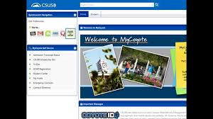 Csusb Map Csusb New Login To View A Paws Report Youtube