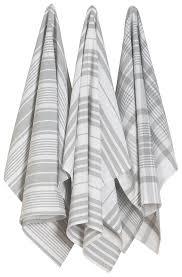 kitchen towel designs amazon com now designs jumbo pure kitchen towel london grey set