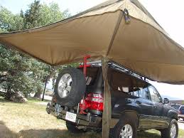 Wing Awning Foxwing Awning Landcruiser Build Pinterest