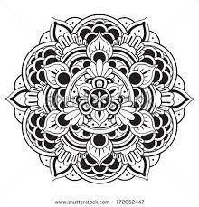 mandala black and white animal search idea s
