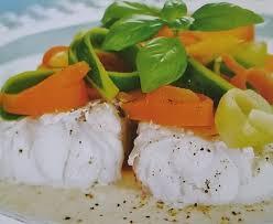 cuisiner la lotte marmiton lotte aux tagliatelles de légumes recette de lotte aux