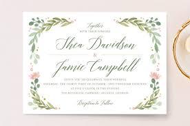 minted wedding invitations garden wedding invitations by kristen smith minted