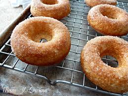 cinnamon baked doughnuts main st cuisine