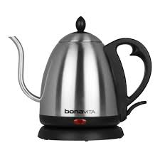 bonavita 1 liter electric gooseneck stainless kettle u2013 clive coffee