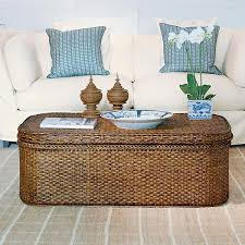 small round tufted ottoman storage white wicker footstool soft ottoman with storage round