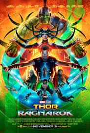 new trailer u0026 poster for thor ragnarok released at san diego comic
