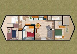 smart idea 5 tiny house plans shipping container homes floor in