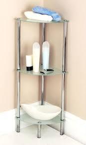 Corner Bathroom Shelves Wall Units Bathroom Shelving Units Ideas Wood Bathroom Shelves