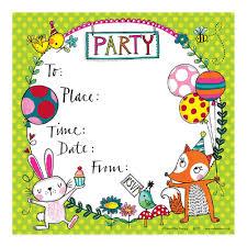 Carlton Cards Invitations Fox U0026 Friends Invitation Cards Rachel Ellen Invitations Party Ark