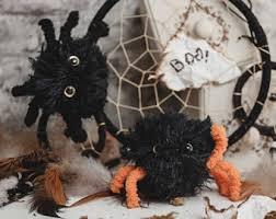 affenpinscher keychain spider toy etsy