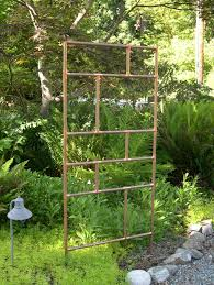 garden trellis construction home outdoor decoration