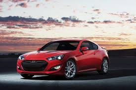 hyundai genesis two door hyundai discontinues the genesis coupe upscale two door planned
