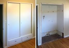 Installing A Closet Door Residential Ikea Closet Door Closet Ideas