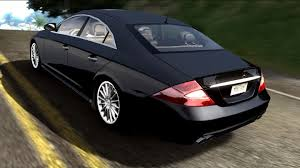 2006 mercedes cls55 amg igcd mercedes cls 55 amg in test drive unlimited
