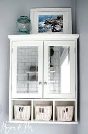 bathroom medicine cabinets ideas make your bath with a diy medicine cabinet medicine