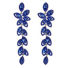 blue earrings silver and blue earrings co uk