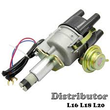 amazon com nissan datsun ignition distributor l16 l18 180b 200b