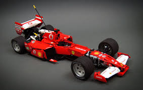 ferrari lego lego f1 rc car inspired by ferrari 248 makes me fall in love once