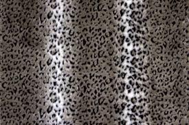 Faux Fur Throw Grey Faux Fur Snow Leopard Grey Black The Fabric Mill