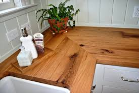 countertops best wood for butcher block with cake pan cookie