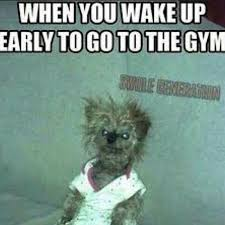 Monday Workout Meme - photos early morning workout meme quotes inspirations