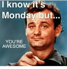 You Are Awesome Meme - i know it s monday but you re awesome meme on me me
